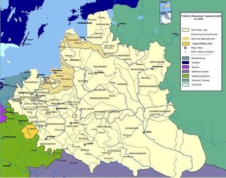 Kacper Oldakowski i oblezenie Smolenska 1633 r.