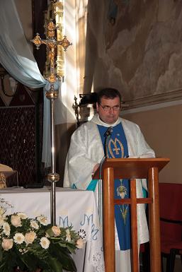 Specjalne kazanie na IV ZJAZD RODU OLDAKOWSKICH – Ojca Jezuity  Krzysztofa Ołdakowskiego