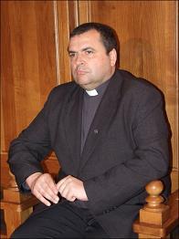 Ojciec juzuista ks.Krzysztof Ołdakowski
